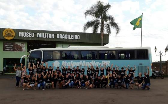 Segunda turma de adolescentes estão visitando cidades do Rio Grande do Sul