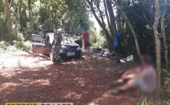 Seis pessoas são presas pela Polícia Ambiental de Santa Helena por pescar na piracema