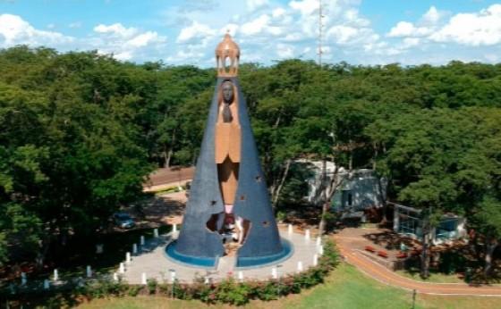 Sem tradicional celebração, saiba como será a programação na imagem da Santa em Itaipulândia