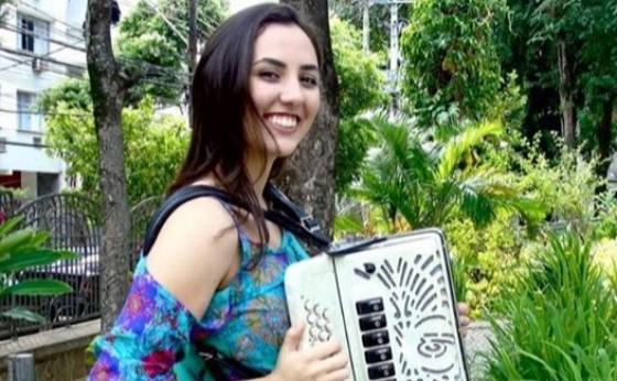 Show de gaita com Gabriela Glesse no Festival Cultural Virtual do Oeste do Paraná tem data marcada