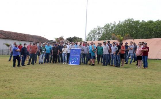 Suinocultores de Missal participaram de Dia de Campo organizado pela empresa RG Energia