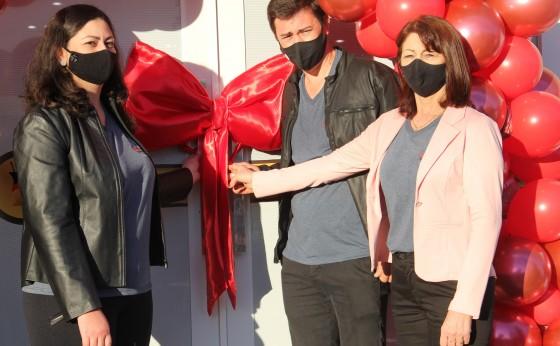 Supermercado Riograndense é inaugurado