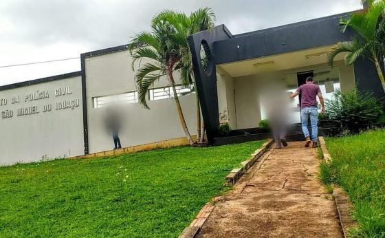 Suspeito de estupro de vulnerável é preso pela Polícia Civil em São Miguel do Iguaçu