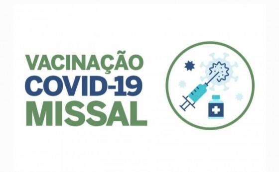 TCE Índice do Portal da transparência da vacinação anti-covid é reavaliado e nota de Missal tem 100%