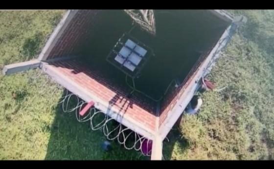 Tentativa furto foi registrada na torre de telecomunicações de propriedade da  Portal Itaipu