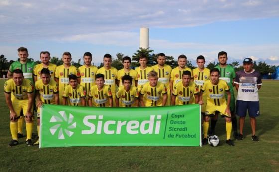 Terceira rodada da Copa Oeste Sicredi de Futebol é marcada por 3 empates