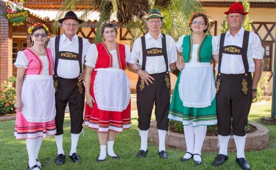 Três casais irão concorrer no Concurso do Casal Fritz e Frida da 18ª Deutsches Fest de Missal