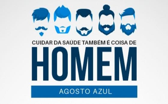 Unidade de Saúde de Dom Armando realiza atividade alusiva ao Agosto Azul