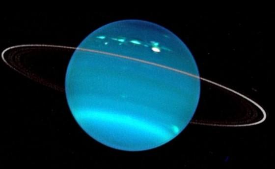 Urano será visto com maior facilidade na próxima semana