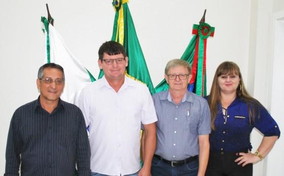 Valentin Kniphoff é eleito presidente da Câmara de Missal