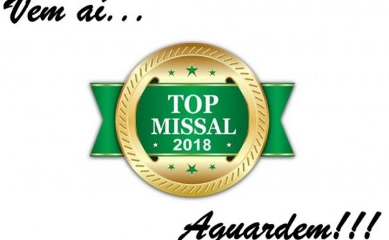 Vem aí o Top Missal 2018