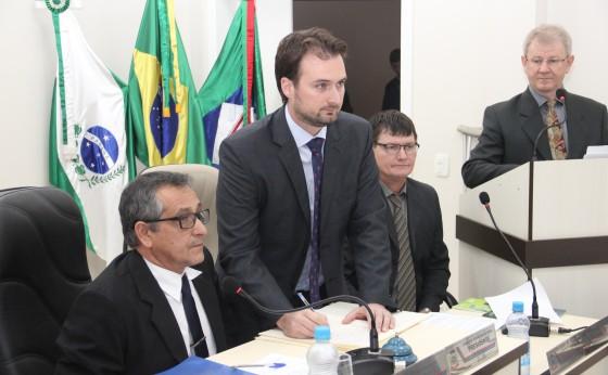 Eduardo assume a prefeitura de Missal
